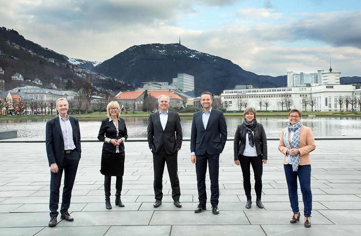 Styret i Bergen Næringsråd 2015